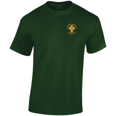 Coventry Emerald Crew Neck T-Shirt
